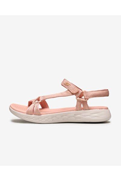 SKECHERS Kadın Pembe Sandalet 16180