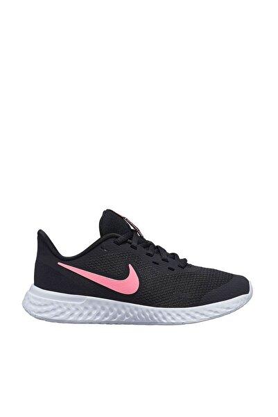 Nike Kids Siyah Revolution 5 Genç Çocuk Ayakkabı