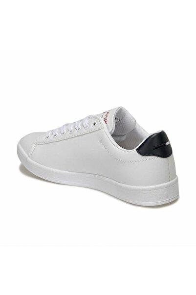 Franco Beyaz Sneaker Ayakkabı