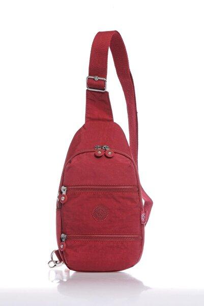 SMART BAGS Kadın Bordo Sırt Çantası Smb3051-0021