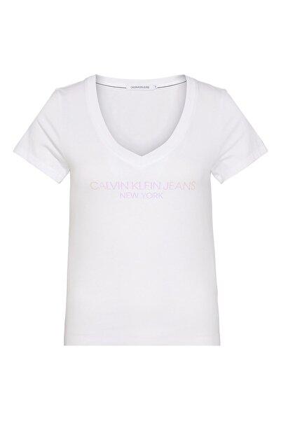 Calvin Klein Kadın T-Shirt J20J213570