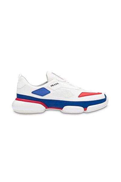 Prada Erkek Beyaz  Sneaker