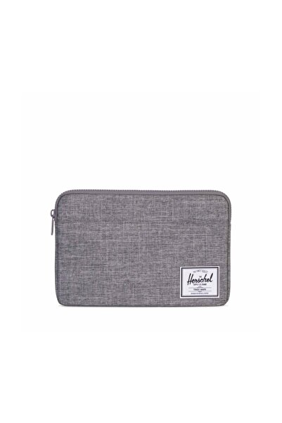 Herschel Supply Co. Laptop Kılıfı 12'' Anchor Sleeve Raven Crosshatch