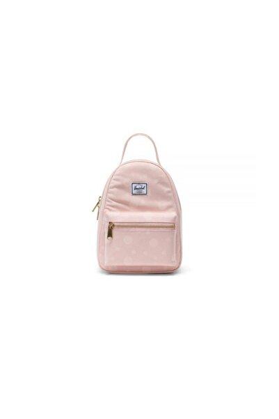 Herschel Supply Co. Sırt Çanta Nova Mini Polka Cameo Rose