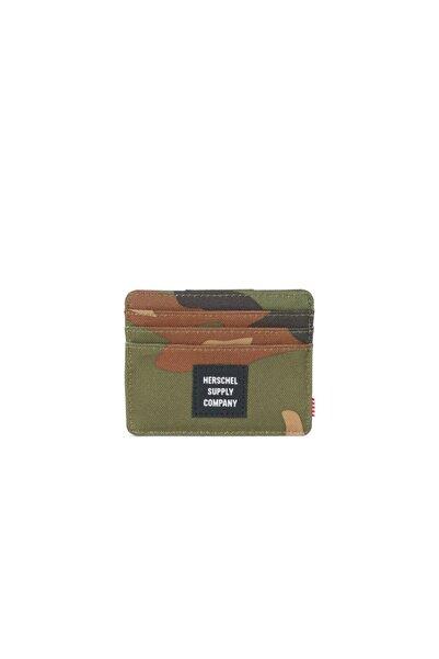 Herschel Supply Co. Herschel Cüzdan, Kartlık Felix RFID Woodland Camo