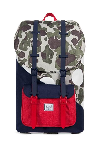 Herschel Supply Co. Unisex Sırt Çantası - Little America - 10014-02126-OS /