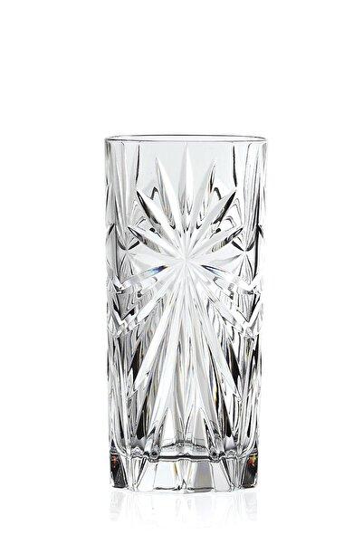 RCR Crystal Rcr Oasis Long Drink Meşrubat Bardağı 360 Ml - 6'lı