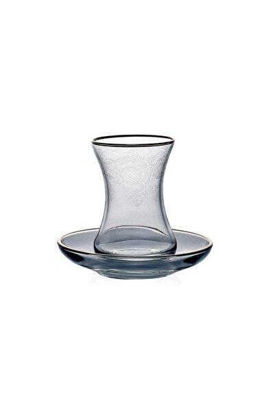 Porio Pr66-1046-Vıctory Gümüş Çay Takımı
