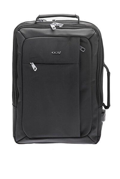ÇÇS Siyah Unisex  Laptop & Evrak Çantası Ççs51242