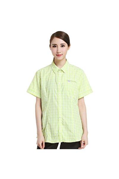 Jack Wolfskin Kadın Yeşil Gömlek