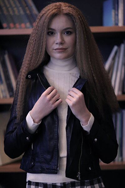 Carlamia Deri Ceket