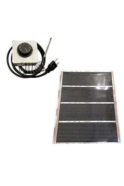 REXVA Xica Xm-308 80x100 Analog Gazlı Termostatlı 240 Watt Karbon Isıtıcı Film