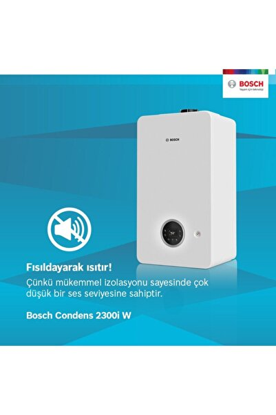 Bosch Condens 2300i W 24/28 Kw