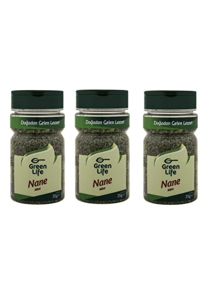 Green Life Nane - 35 Gr - Pet (3 Adet)