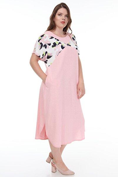 Moday Garnili Yazlık Elbise F1-1145