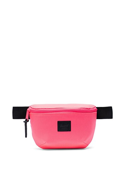 Herschel Supply Co. Fourteen Neon Pink/Black Bel Çantası 10514-03549-OS