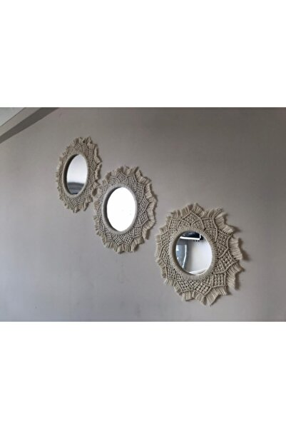Lino Magrome 3'lü Ayna Seti