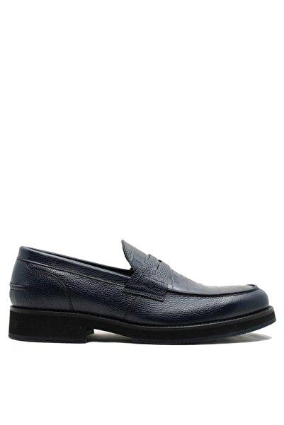Buffalo Erkek Lacivert Ayakkabı