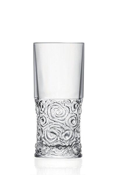 RCR Crystal Rcr Sound Soul Long Drink Bardağı 350 Ml 6'lı