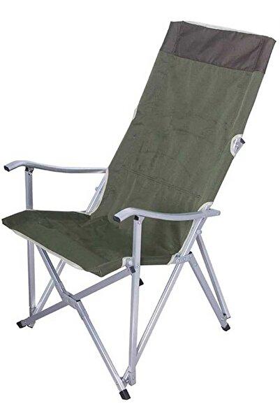 Funky Chairs Relax Alüminyum Haki Kamp Sandalyesi
