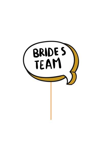 Düğün İşleri Bride's Team | Konuşma Balonu