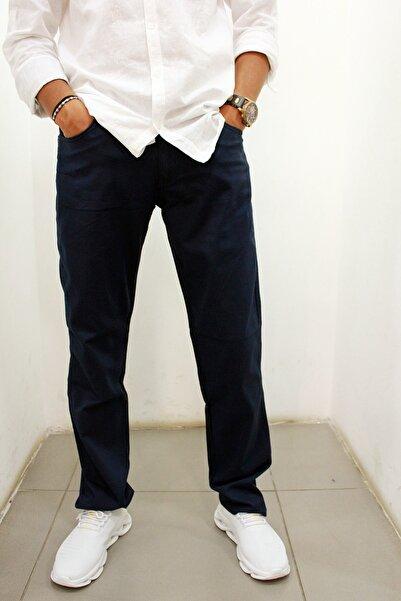 Twister Jeans Vegas 132 Gabardin Erkek Kanvas Pantolon Lacivert
