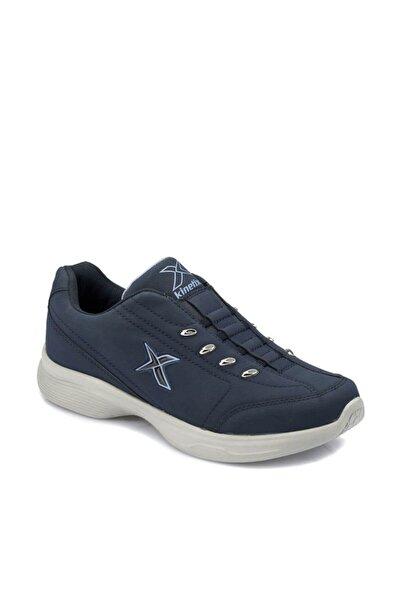 Kinetix Audrey Lacivert Lila Kadın Yürüyüş Ayakkabısı 100337141