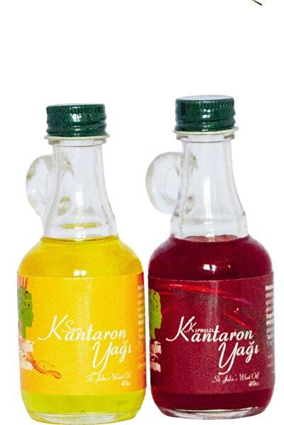 ZEYTİN HANIM Sarı Ve Kırmızı Kantaron Yağı 40 ml
