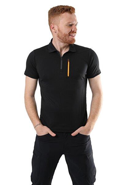Climbolic Erkek Siyah Hydra T-shirt