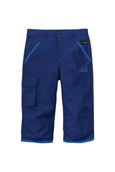 Jack Wolfskin Çocuk Boys 3/4 Outdoor Pantolon 1603811-1128