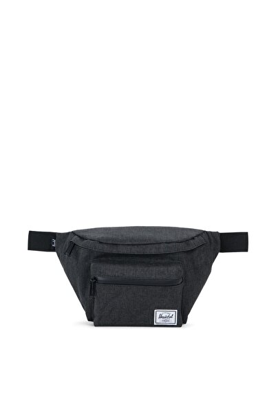 Herschel Supply Co. Black Crosshatch Bel Çantası 10017-02090-Os