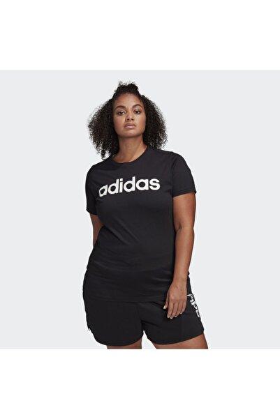 adidas Essentials Kadın Siyah Tişört (fl0140)