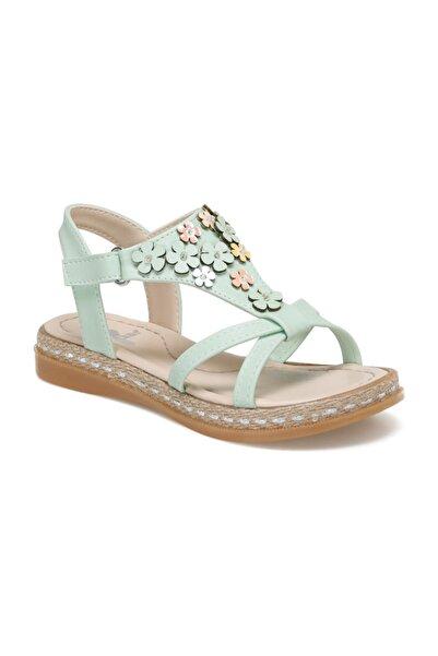SEVENTEEN MAYA Yeşil Kız Çocuk Sandalet