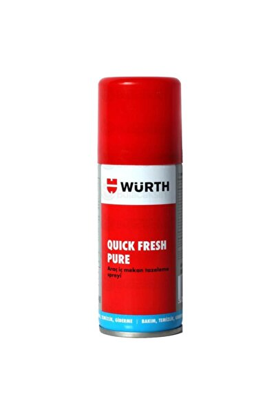 Motul Würth Quick Fresh Araç Içi Tazeleme Spreyi 100 ml