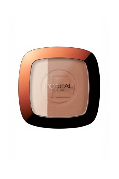 L'Oreal Paris Bronz Pudra - Glam Bronze Duo Powder No: 102 3600521084700