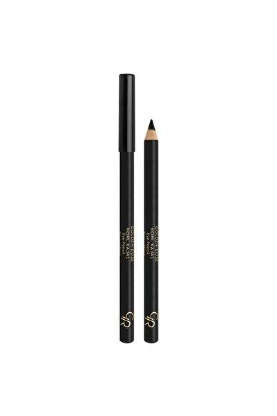 Golden Rose Koyu Siyah Göz Kalemi - Kohl Kajal Eye Pencil Blackest Black 8691190068516