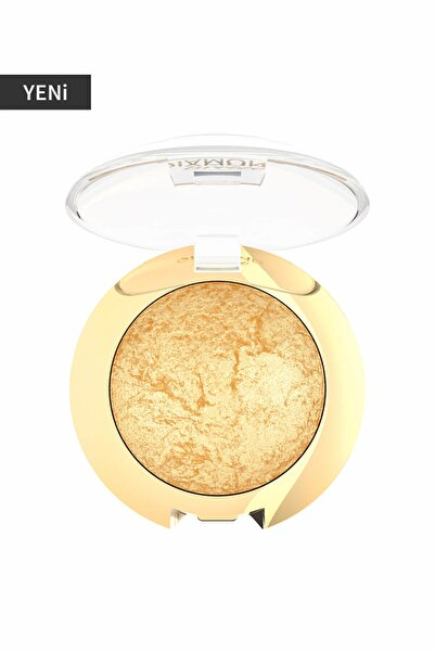Golden Rose Göz Farı - Diamond Breeze Shimmering Baked Eyeshadow 01 24k Gold 8691190965563