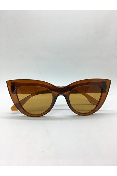 GBB Kadın Kahverengi Gözlük