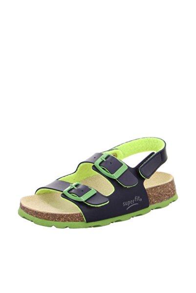 Superfit Lacıvert Kombı Eva Tabanlı Çocuk Sandalet