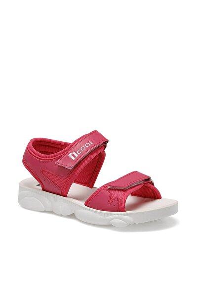 I COOL Kız Çocuk Belly Fuşya  Sandalet