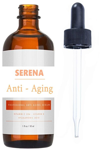 Serena Anti - Aging Kırışıklık Karşıtı Serum