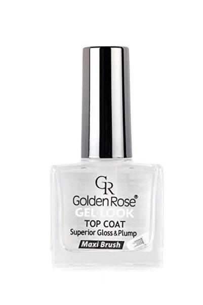 Golden Rose Parlaklık Verici Tırnak Cilası - Gel Look Top Coat 10,5 ml 8691190068943