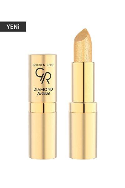 Golden Rose Parlak Ruj - Diamond Breeze Shimmering Lipstick 01 24k Gold 8691190965495