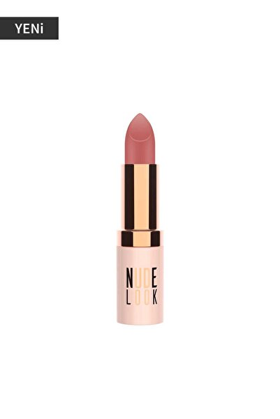 Golden Rose Mat Ruj - Nude Look Perfect Matte Lipstick No:03 Pinky Nude 8691190967307