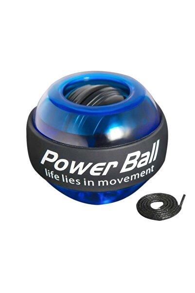 Vision Power Ball Bilek Güçlendirici Egzersiz Topu Mavi