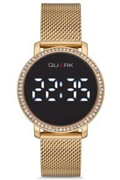 DUNLOP Kadın Altın Dijital Saat