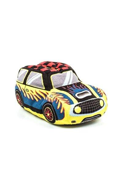 Akınal Bella Çocuk Sarı Arabalı Panduf