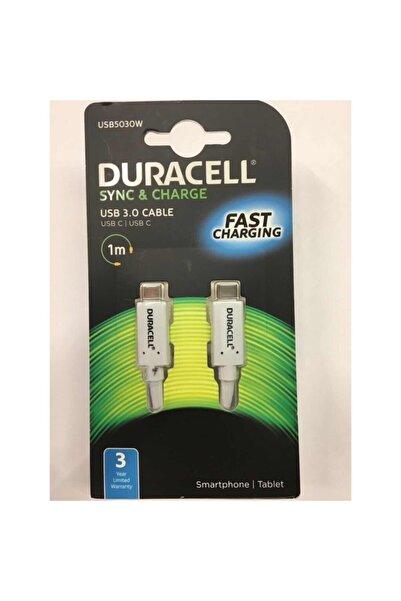 Duracell Usb5030w Şarj Kablosu