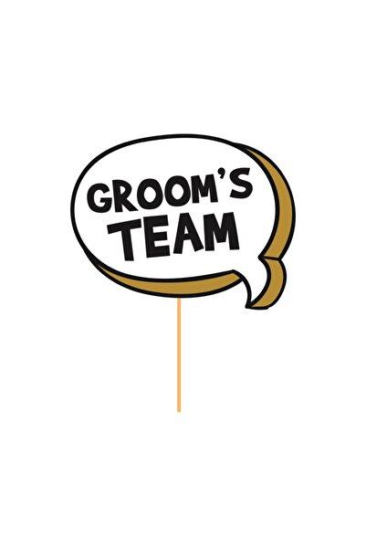 Düğün İşleri Groom's Team | Konuşma Balonu