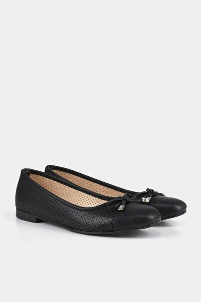 Siyah Kadın Ayakkabı